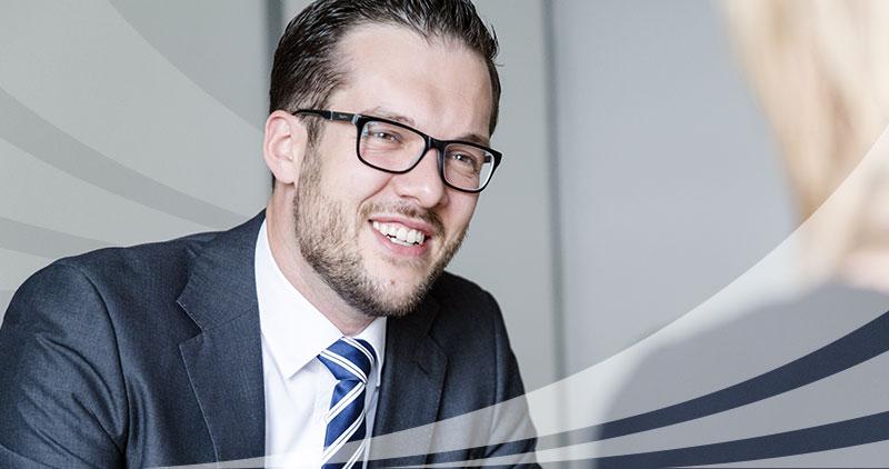 Thorsten Wörner, Geschäftsführer bei der Kundenberatung