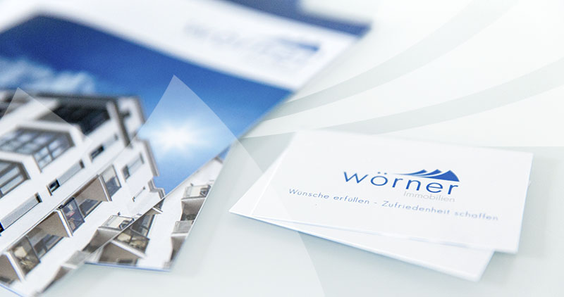 Wörner Immobilien Geschäftsausstattung